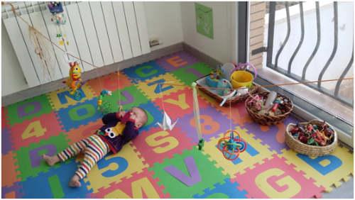 Activitats per afavorir el desenvolupament psicomotor a casa (II part)